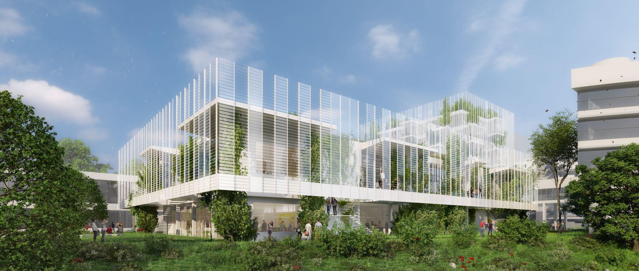 Essec 2020 ©Architecture-Studio
