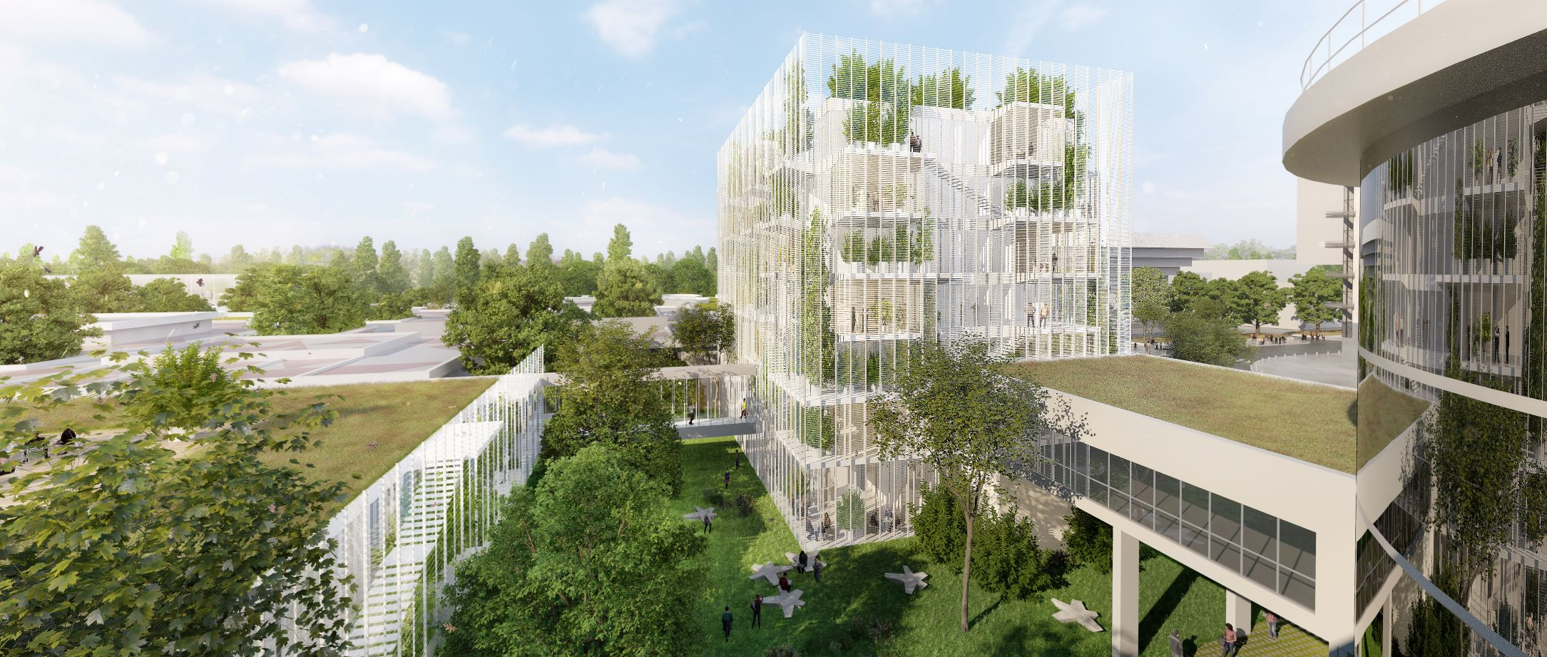 Essec 2020 ©Architecture-Studio